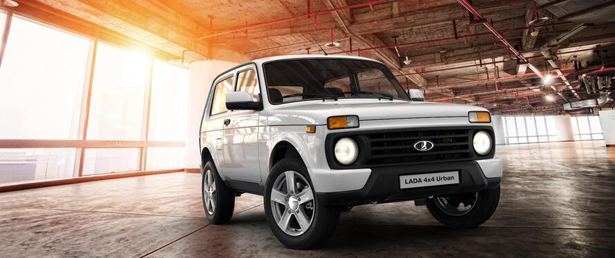 Lada 4x4 Urban 3 door