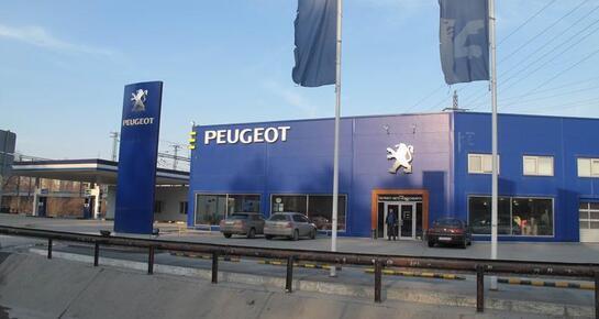 Патриот Авто Peugeot, Новосибирск, Бердское шоссе, 500/1