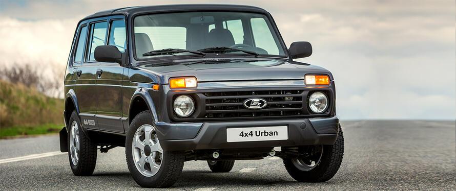 Lada Urban 5 door
