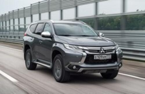 Mitsubishi Motors возобновляет производство Pajero Sport в России