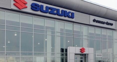 Феникс-Авто Suzuki, Омск, ул. Суворова, 93