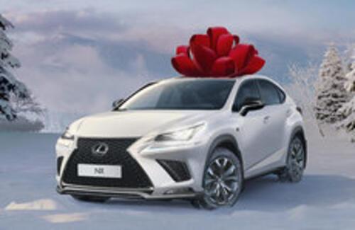 Обновленный Lexus NX