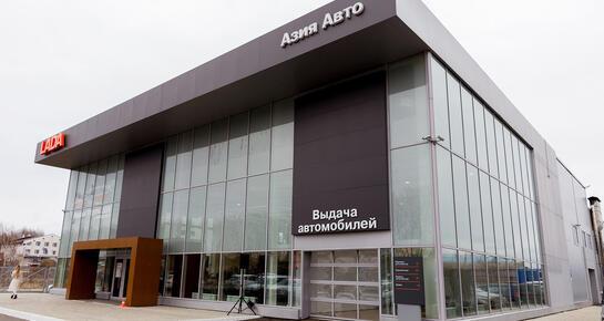 Азия Авто, Кемерово, ул.Терешковой, 62
