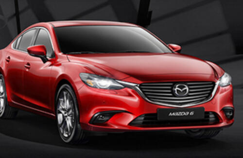 Особые условия на Mazda 6 2017г.