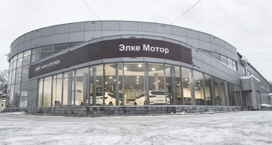 Элке Мотор Hyundai, Томск, ул. Елизаровых, 82