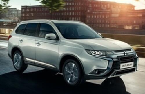 Старт производства нового Mitsubishi Outlander в России