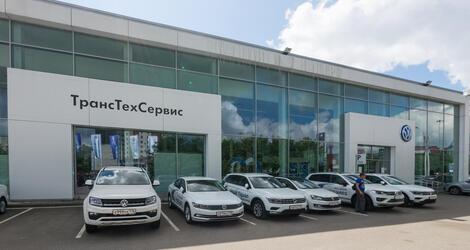 ТТС Volkswagen на Декабристов, Казань, ул. Декабристов, 81 В