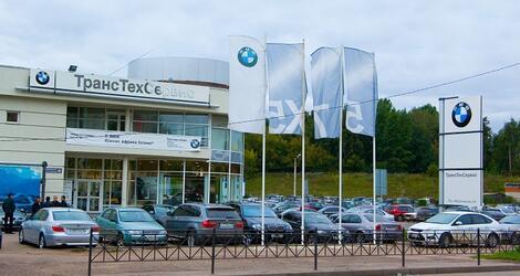 ТТС BMW на Ибрагимова, Казань, пр. Ибрагимова, 48