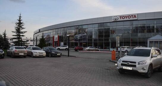 Тойота Центр Екатеринбург Восток, Екатеринбург, Сибирский тракт, 24 Б