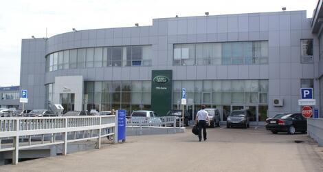 ТТС Land Rover, Казань, пр. Победы, 194