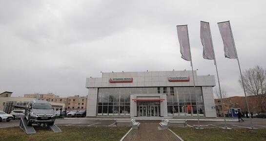 ТТС Mitsubishi, Оренбург, ул. Волгоградская, 2 А