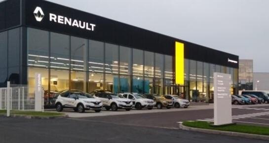 ТрансТехСервис Renault, Оренбург, трасса Оренбург-Орск, 12 километр