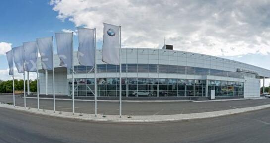 BMW ТрансТехСервис, Оренбург, п. Пригородный, правая сторона дороги Оренбург-Орск, 12-ый км, корпус Б