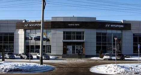 Арена Авто, Тольятти, Южное шоссе, 32