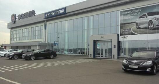 Агат Genesis, Нижний Новгород, ул. Ларина, 23