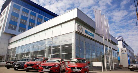 БЦР Моторс Mazda, Нижний Новгород, ул. Новикова-Прибоя, 4