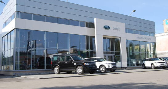 Альбион-Моторс Land Rover, Барнаул, пр-т Калинина, 15 Е