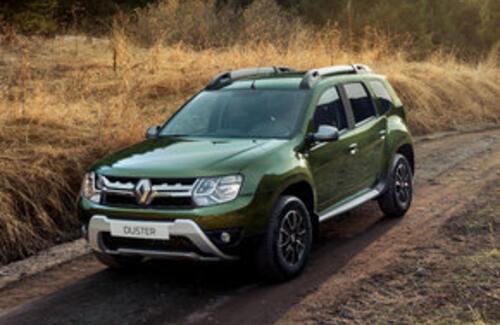 Продажи Renault Duster 2019 модельного года стартовали в дилерской сети
