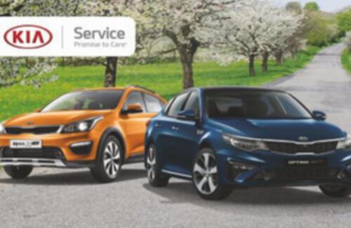 Весенний сервис: общая диагностика авто бесплатно