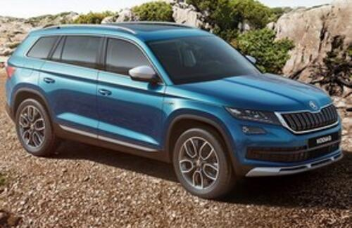 Автомобиль ŠKODA KODIAQ – находка для большой семьи с выгодой до 206 500 рублей*!