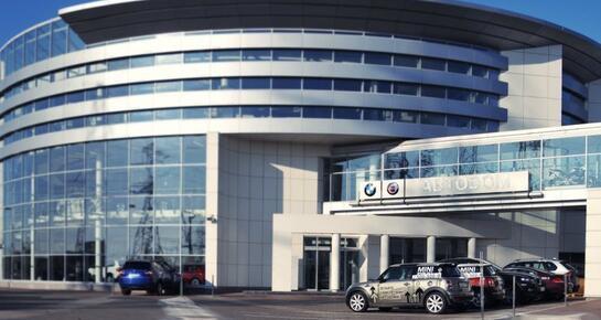 BMW АВТОДОМ МКАД 51 км., Москва, МКАД, 51-й километр (cтанция метро Молодежная)