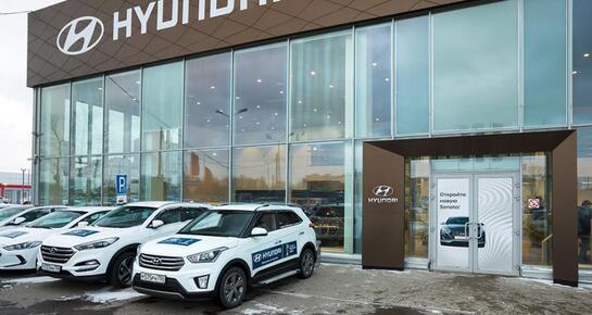 АвтоГермес Hyundai Энтузиастов, Москва, ш. Энтузиастов, 59
