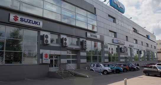Suzuki Автомир на Щелковском шоссе, Москва, ул. Байкальская, 6/5, стр. 1