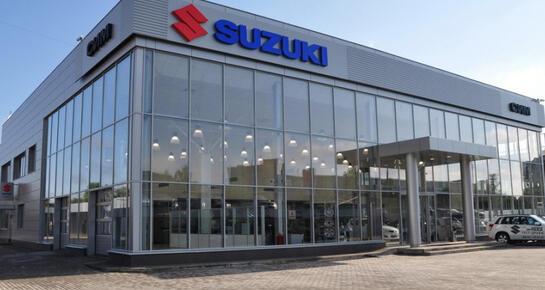 СИМ Suzuki, Москва, ул. Введенского, 4 А, стр. 6 (м.Калужская)