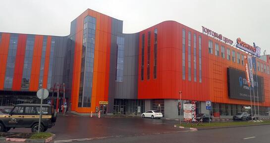 ALTERA, Москва, МКАД, 27 км, внешняя сторона