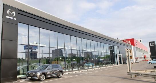 Favorit Motors Mazda, Москва, г. Реутов, 3 км МКАД, д. 7