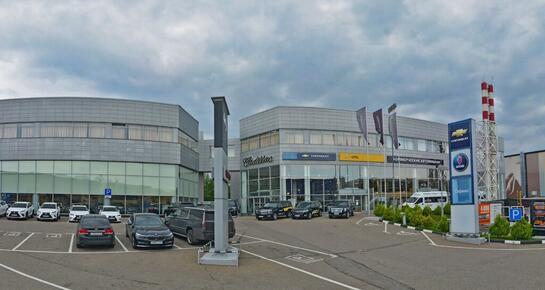 Major Cadillac, Москва, Новорижское ш. 9 км от МКАД