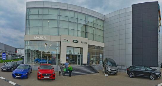 Major Land Rover Новая Рига, Москва, Новорижское ш. 9 км от МКАД