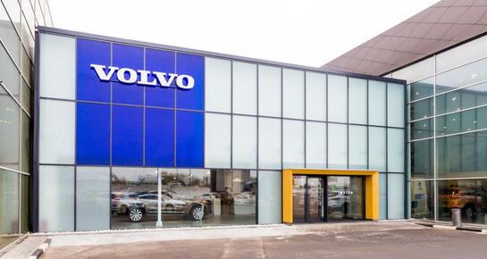 Major Volvo МКАД 18 км, Москва, МКАД 18 км