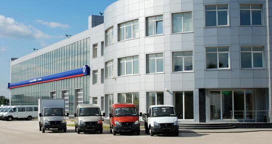 АвтоГАЗ Люберцы, Москва, Новорязанское шоссе, вл.11