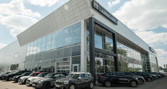 Адванс-Авто Mini, Москва, Киевское шоссе, 5 км от МКАД