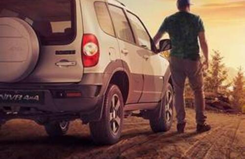 Купить новый автомобиль Chevrolet NIVA на максимально выгодных условиях до 144 500 рублей? Да легко!