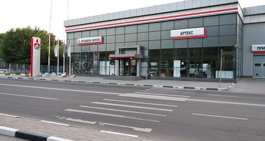 Mitsubishi Артекс, Ростов-на-Дону, ул. Российская, 48 П