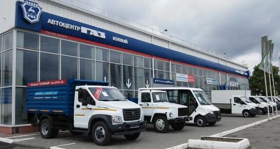 Автоцентр ГАЗ «Южный», Барнаул, п. Южный, ул. Белинского, д. 20 Г