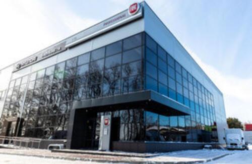 Новый дилерский центр Fiat Professional открылся в Новосибирске