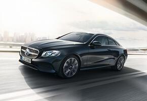 Mercedes-Benz E-Class купе