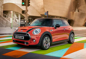 Mini Hatch 3D
