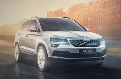 ŠKODA AUTO Россия объявляет о начале приема заказов на KAROQ