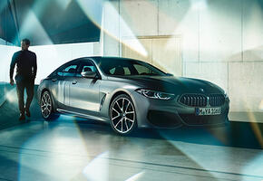 BMW 8 Series Grand Coupe