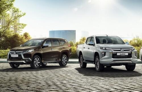 Результаты продаж автомобилей Mitsubishi в России за март 2020 года