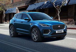 Jaguar E-Pace NEW