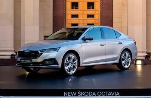 На заводе в Нижнем Новгороде стартовало производство новой ŠKODA OCTAVIA
