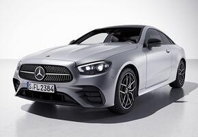 Mercedes-Benz E-Class купе NEW