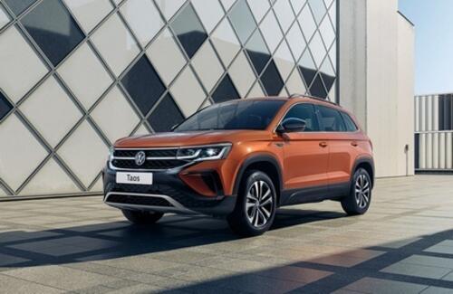 Volkswagen Taos – первые факты о новом SUV