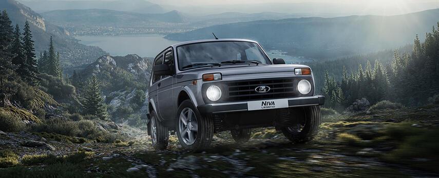 Lada Niva Legend 3 door