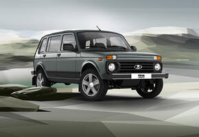 Lada Niva Legend 5 door